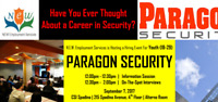 Free! Paragon Security Hiring Event & On-The-Spot Interview