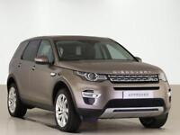 Land Rover Discovery Sport TD4 HSE LUXURY (brown) 2016-05-24