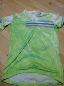 Mens size med cycling jersey