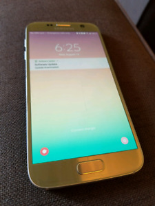 Samsung Galaxy S7 - one year old
