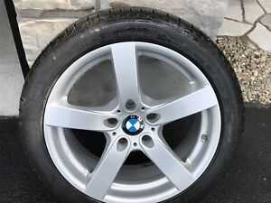 BMW Rims & Snow Tires/TPMS