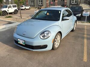 2012 VW Beetle Comfortline