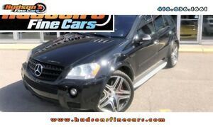 2008 Mercedes-Benz M-Class ML 63 AMG DVD PKG+NO ACCIDENTS