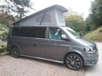 Volkswagen tsporter 4 Berth Hline Campervan t28 29k miles excellent cond!