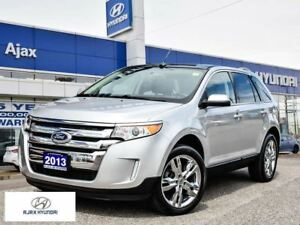 2013 Ford Edge Limited|AWD|Navigation|Panoramic Roof