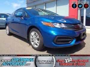 Honda Civic Coupé 2dr CVT LX 2014