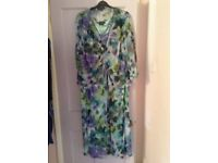 Ann Harvey long dress and jacket size 26