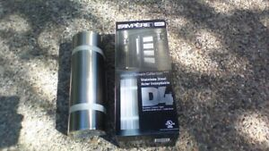STAINLESS STEEL OUTDOOR LIGHT