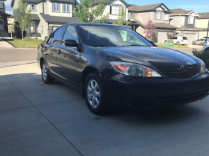 2003 Toyota Camry LE Sedan V6 (Mint Condition)