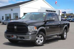 2013 Ram 1500 OUTDOORSMAN! CREW! 5.7L! ONLY 50K!