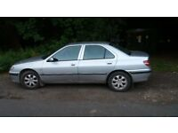 PEUGEOT 406 HDI diesel, MOT FAILURE #take it today for 150