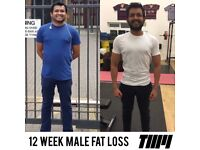 Marble Arch Studio Personal Trainer | Book Your Free Session | 12 Week Transformation Specialist