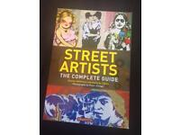 Street Artist-The Complete Guide