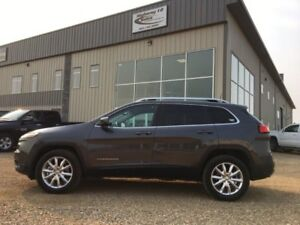 2016 Jeep Cherokee Limited SUV, Crossover