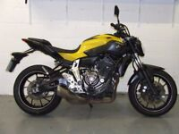 YAMAHA MT-07 / MT07 / SPORTS TOURER / A2 READY