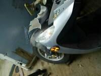 Peugeot v clic 50 cc moped 62 plate