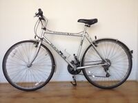 "Dawes 21"" Hybrid heritage bike in good condition"