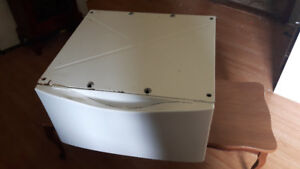 Whirlpool washer or dryer base