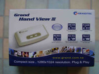 Grand Hand View III (view computer display on a TV)