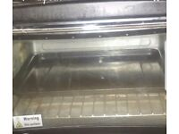 Salter mini oven with 2 hobs