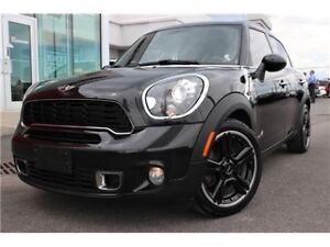 2013 MINI COOPER COUNTRYMAN S ALL4+TOIT PANO+CUIR