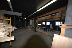 Private office and/or warehouse space