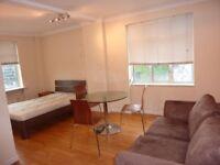 Studio flat in Warren Court, Euston Road, Regents Park, NW1