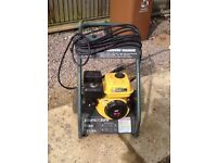Petrol pressure washer