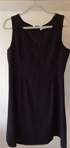 Reitmans Black Dress
