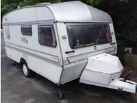 old caravan wanted free