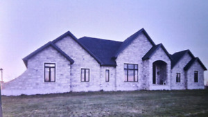 House and farm Land for sale 30 min from Ottawa