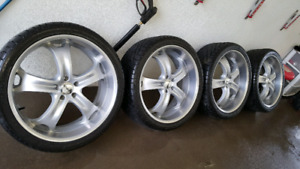 """almost new 22""""s trade"""
