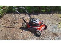 Snapper ninja mulching lawnmower