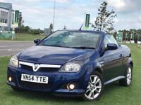 Vauxhall tigra 1.8 sport low mileage convertible