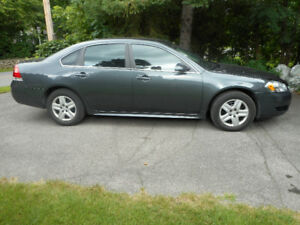 2011 Chevrolet Impala LS Sedan-all equipped