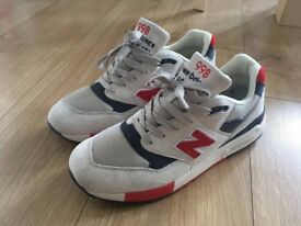 New Balance 998 Independence Day J-Crew UK9 Worn once