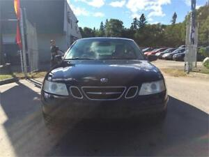 2005 Saab 9-3 Linear Manual