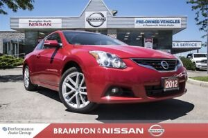 2012 Nissan Altima 3.5 SR (M6) *Leather|Heated seats|Rear view c