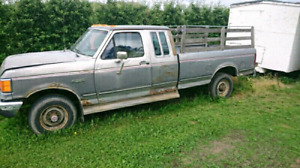 Take it away 1989 Ford F250  need gone