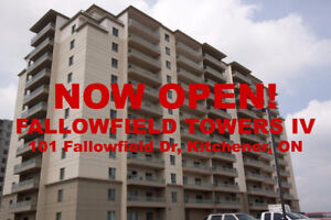 Modern New Apartment Fallowfield Towers In Suite Laundry