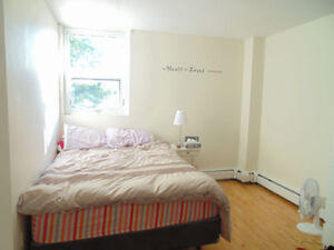 Spacious and Bright 1 bedroom in South end Halifax!