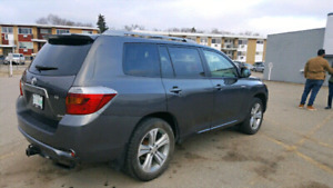 08 highlander sport, immaculate condition