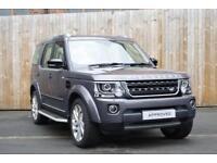 Land Rover Discovery SDV6 LANDMARK (grey) 2016-03-01