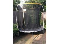 Trampoline for sale - good condition