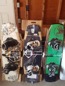 Various Wakeboards For Sale
