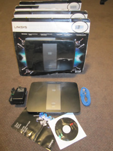 Linksys Dual-Band Routers, Smart Wi-Fi Wireless AC1600 (EA6400)