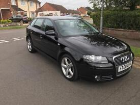 2008 Audi A3 1.9 TDI Sport Facelift 1 Previous Owner Full Service History