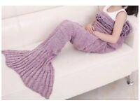Fishtail Blankets BRAND NEW