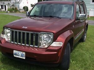 2008 JEEP LIBERTY LOW KMS