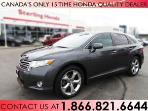 2009 Toyota Venza NAVIGATION | LEATHER | ALL WHEEL DRIVE
